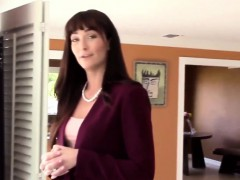Classy Realtor Bianca Breeze Facialized Pov