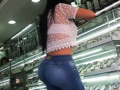 stunning booty within the view shop