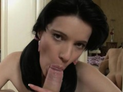 Unbelievable Teenie With Huge Dick In Asshole Fucking