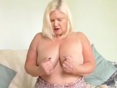 Europemature Blonde Chubbies Lacey And Sami Solo