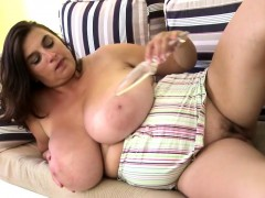 Sexy Mature Mom With Monster Tits Nelda From Onmilfcom