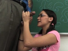 cute-nerdy-student-is-given-some-sex-ed-on-the-teachers-desk