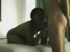 Young Thai Hooker Serves Big White Cock – FreeFetishTV.com