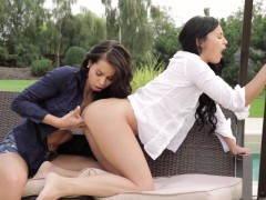 agirlknows — czech lesbians keira and ferrera gomez