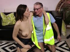 stockings-brit-cum-soaked