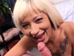 asian-blonde-stunner-sucks-a-thick-cock