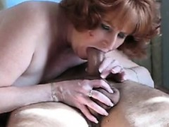 sexy redhead mature cougar blowing ruthann WWW.ONSEXO.COM