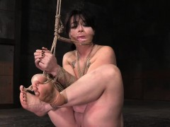 Humiliated Sub Analy Hooked And Feet Punished