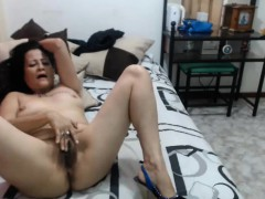50yo-milf-hairy-pussy-fingering-webcam