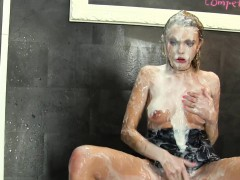 Slime Whore Gets Mass ejaculation
