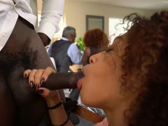 kendall wood blows jacks huge black dick