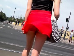 Windy Skirt Thomasina Live On 720camscom