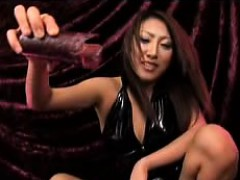 Submissive Guy Getting Covered In Hot Wax By A Fascinating