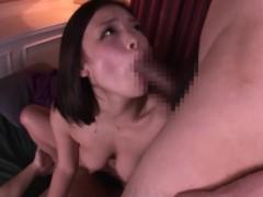 entangled tsuruta kana out penis and need juice ne