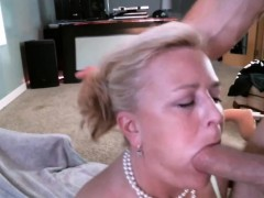 blonde-milfy-getting-a-mouthful-of-cum