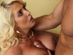 huge tits blonde parent teacher fuck alura 'tnt' jenson