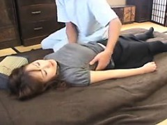 enticing-lady-in-pantyhose-has-a-masseur-working-his-hands