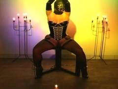 big-tits-masked-latex-slut-bondage-bdsm-maledom