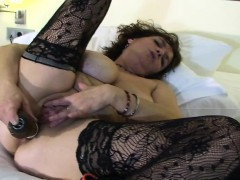Big titted mother playing with her Ashlee from 1fuckdatecom