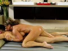 Mature Masseuse Banged By Her Client After Nuru Massage