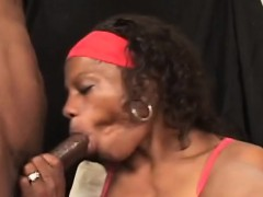 amputee black chick sucking doggy riding monster cock WWW.ONSEXO.COM