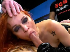 Dirty Mary The Latex Queen Extreme Bukkake
