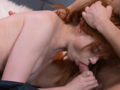 Dane Jones Cock Slapping German Teen Redhead