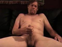 Mature Amateur David Jacking Off