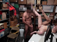 shoplyfter- bitch thieves suck dick and get fucked