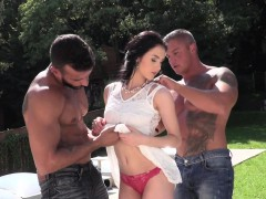 classy-eurobabe-anally-fucked-and-jizzed-on