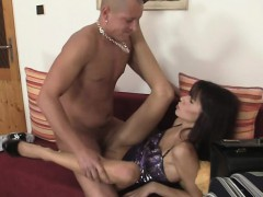 Bald Dude Finds Out His Slutty Bitch