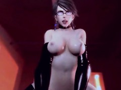 bayonetta driving your dick