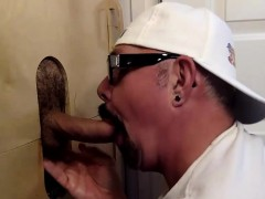 Getting Fucked At My Gloryhole
