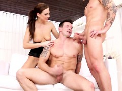 Bisexual Studs Fucking Asses In Mmf Threeway