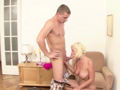 young-boy-seduce-hairy-step-mom-to-get-first-fuck
