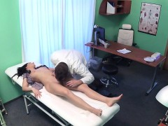 doctor-trying-to-keep-calm-sexy-patient