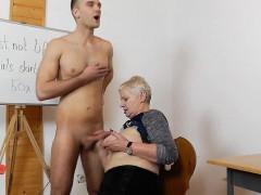 Granny Handjob