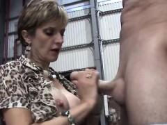 Unfaithful British Mature Lady Sonia Exposes Her Large Hoote