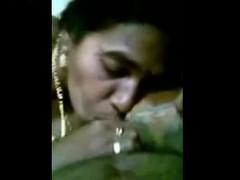 Indian Amateur Gf Sucking Big Brown Cock