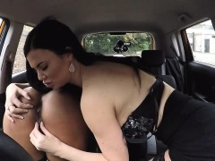 lesbian-student-got-oral-in-driving-school-car