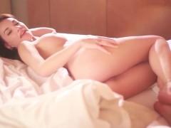 Morning Masturbation With Beautiful Asian Teen Nici Dee