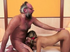 Amateur Teens Fucked By Grandpas Compilation