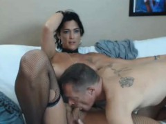 busty-tranny-take-turns-in-cock-sucking-with-lover