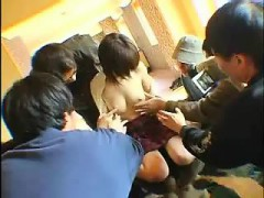 Asian Masseuse Tit Fuck And Oral Sex