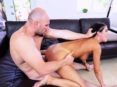 Hot Chick August Ames Gets Her Pussy Ruined