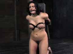busty-bdsm-sub-tied-and-caned-by-guy