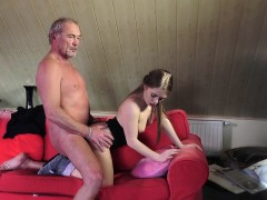 Old Young Porn Little Girl Fucked Bald Grandpa In Pussy