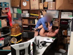 Shane Blair Gets Punished By Cock For Stealing