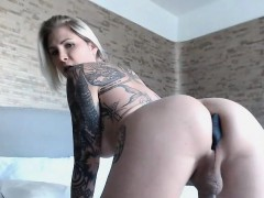 sexy-blonde-tranny-does-cock-and-anal-masturbation