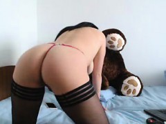 brunette-teen-with-stockings-shows-pussy-viewcamgirls-com